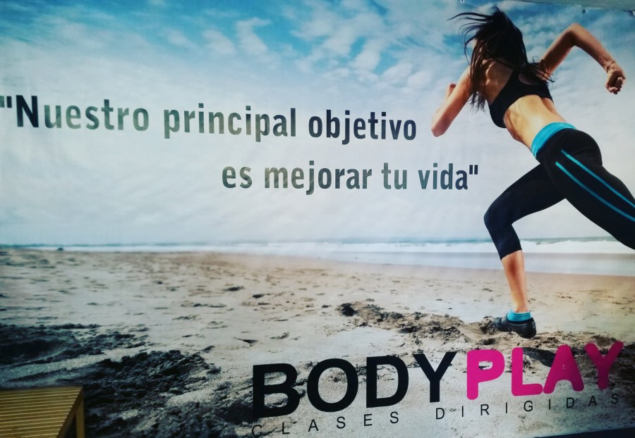 Bodyplay inicio for Piscina julio navarro